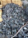 Черные естественные Split вымощая камни