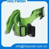 方法デジタルロックが付いている安いスケールポリエステル荷物ベルト