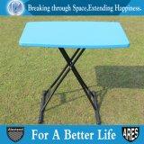 [هدب] طي شخصيّة قابل للتعديل طاولة اللون الأزرق 20 '' إلى 30 ''