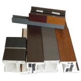 Película de PVC para uso exterior anti-UV con diseño de grano de madera