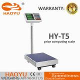 Escala electrónica 300 kg Precio plataforma informática