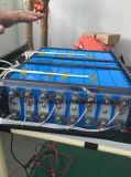 UPS 48VDC em linha ao ar livre com a bateria do ferro do lítio