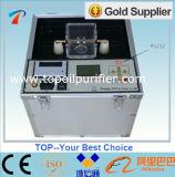 Équipement d'essai d'huile à transformateur d'huile à isolation actuelle (BDV-IIJ-80kv)