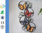 금속 나비 작은 조상 벽 훈장