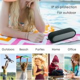 Mini Altavoz inalámbrico portátil caliente Dual Graves Bluetooth