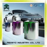 AGの試供品青い車のペンキの金属自動車スプレー式塗料