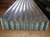As folhas de metal de aço da telhadura/corrugaram a folha galvanizada do telhado do ferro