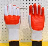 安く身に着け抵抗および耐衝撃性手の保護乳液の手袋
