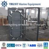 Marine Boat Cabin A prueba de mal tiempo A60 Fireproof Doors for Ships