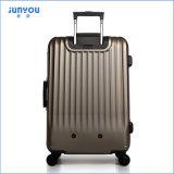 Junyou Form kundenspezifischer ABS+PC materieller haltbarer Arbeitsweg-Beutel 24 Zoll-Gepäck
