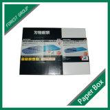 Rectángulo de empaquetado plegable del cartón del Rsc con la impresión
