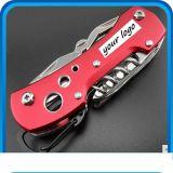 Multi функциональный нож звероловства для напольного непредвиденный спасения