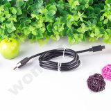 Heißes Verkaufs-Schwarz-Anker USB-aufladenkabel