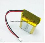 Paquete de baterías Li-ion de litio Li-polímero 503450 Batería Lipo 3s1p 11.1V