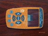 Dünner Backlit Tastmembranschalter 3m467/3m468, Silk Bildschirm-Drucken