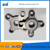Staal het van uitstekende kwaliteit SKD51 die CNC van de Vorm Delen machinaal bewerken