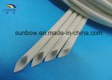 1.5kv de Glasvezel Sleeving van het silicone voor de Bescherming van de Draad