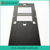 Bandeja de cartão do PVC do Inkjet para a impressora de Epson R230