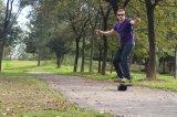 Скейтборд подарка малышей смешной электрический для зрелищности