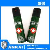 Брызг разрыва НАТО продуктов 110ml безопасности для самозащиты