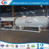 ASME 기준 주유소 20 톤 40m3 LPG 실린더 가스