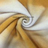 Ткань шерстей штриховатости пандуса градиента готовая
