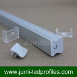 Protuberancias del montaje superficial LED del estándar 12m m de la dimensión de una variable de U para las tiras del LED