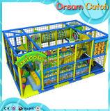 Campo de jogos interno personalizado do PVC do bebê comercial para o jogo dos miúdos