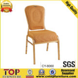 Hot Sell Steel Black Fabric Banquet Stackable Meeting Conference Chair