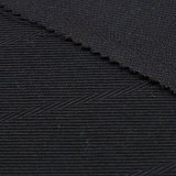 Geändertes Twill-Polyester-Rayonspandex-Gewebe des Form-Kleides