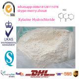 Стандартные белые хлоргидрат Xylazine порошка USP39/HCl 23076-35-9 Xylazine