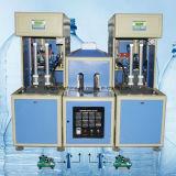 Halb-Selbstplastikstrangpresßling-Schlag-formenmaschine für Haustier-Flasche