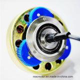 Mac-Aufsteigen-Versions-24V übersetzter Motor mit Bremse (53621HR-170-7D)