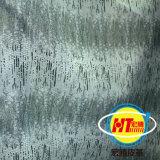 Cuir décoratif artificiel de PVC de prix usine pour la décoration (1607#)