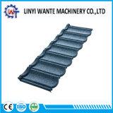 Al-Zn überzogenes Stahlmaterial und aller Art-Typ Dach-Fliese