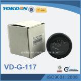 Voltmetro 12VDC 24VDC del calibro di tensione Vd-G-117 per il generatore
