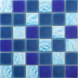 Blaue Farben-Swimmingpool-Porzellan-Mosaik-Fliese