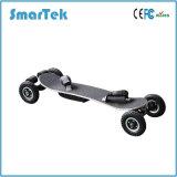 전기 스케이트보드 스쿠터 Patinete Electrico S019-3를 균형을 잡아 Smartek 4 바퀴 Longboard 무선 원격 제어 각자