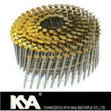 Ногти паллета провода 15 Deg для конструкции, украшения, упаковывая
