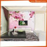 Romatic nam Mooie het Behang van het Bloemblaadje toenam het Olieverfschilderij van de Bloem toe