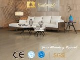 AC4 E0の寄木細工の床の木製の木の積層のビニールによって薄板にされる床を浮彫りに登録しなさい