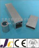 Tubo de aluminio cuadrado, perfil de aluminio anodizado brillante del tubo (JC-C-90025)