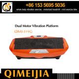 Plataforma dual de la vibración del Massager 3D de la vibración del motor