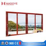 Puerta deslizante comercial del perfil de aluminio