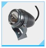 세륨 RoHS 증명서를 가진 최고 밝은 IP65 스파이크 LED 잔디밭 빛