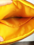 方法革ビジネスブリーフケースは革人袋デザイナーを袋に入れる