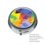 Оптовый круглый украшая случай пилюльки сувенира красивейший еженедельный франтовской