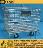 Contenitori di memoria della gabbia del collegare del rullo del metallo per trasporto