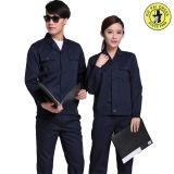 Revestimento do algodão e Workwear personalizados dos uniformes da fábrica das calças