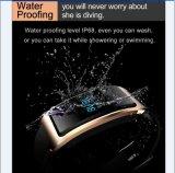 Отслежыватель пригодности, Bluetooth 4.0 вахты воды упорных франтовских, сон и монитор тарифа сердца совместим с Android Smartphones